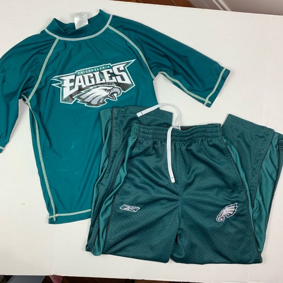 factory price 318af 4e575 Philadelphia eagles outfit youth small